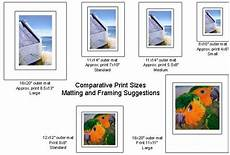 All Photo Size Chart Picture Sizes Chart Sizes Given Are Approximate So That