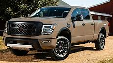Nissan Titan 2020 by 2020 Nissan Titan Xd Revealed With More Power Badges