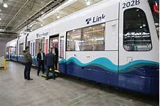 Day Pass Seattle Light Rail Wider Center Digital Signs Improvements Abound In New