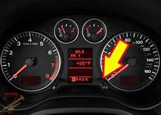Audi A3 Oil Light Reset 2003 2012 Audi A3 S3 Wrench Service Due Minder Light Reset