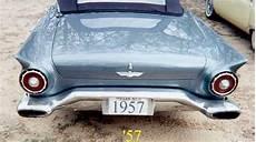 1957 Thunderbird Lights Classic T Bird Differences