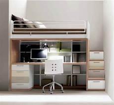 letti con scrivania letti a con scrivania sotto camerette per bambini