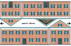 Building Templates 6 Best Images Of Free Printable Paper Buildings Free