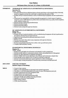Ability To Work Independently And As Part Of A Team Environmental Monitoring Resume Samples Velvet Jobs