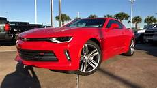 2018 Camaro Rs Lights 2018 Chevrolet Camaro Rs All Red Review Youtube