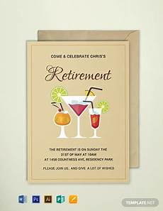 Retirement Party Invitation Template Free Free Printable Retirement Party Invitation Template Word