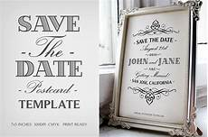 Free Printable Save The Date Templates Save The Date Postcard Template V 1 Invitation Templates