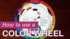 How To Use Keywords How To Use A Color Wheel Littlearttalks Youtube