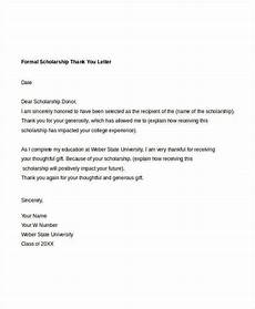 Letters Of Thank You 18 Formal Thank You Letters Pdf Doc Apple Pages