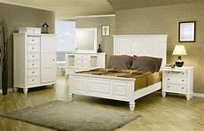 Coastal Bedroom Furniture Coaster Panel Bedroom Set 201301
