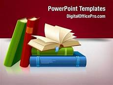 Books Powerpoint Backgrounds Library Book Powerpoint Template Backgrounds