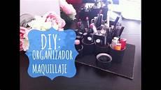 diy maquillaje diy organizador de maquillaje con rollos de papel