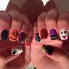 Cool Halloween Designs Nails 20 Cool Halloween Nail Designs Design Trends Premium