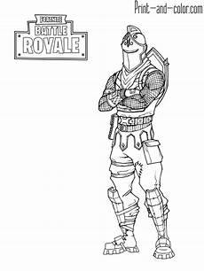 fortnite coloring pages print and color coloriage