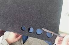Werkzeug Einlagen Schaum by Werkzeugaufbewahrung Mit Selbst Hergestellten Pe Schaum