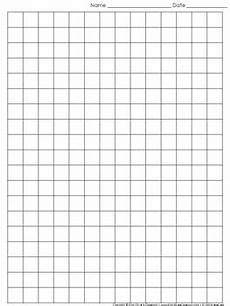 1 Square Graph Paper Graph Paper Full Page Grid Half Inch Squares 14x19
