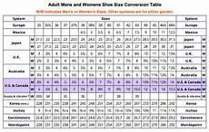 Conversion Chart Men S Shoes Conversion Table Shoe Sizes Mens Brokeasshome Com