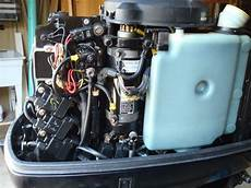 90 Hp Mercury Outboard Boat Motor