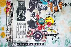 arte de colagem clic de ideias colando arte colagem by andrea