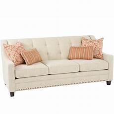 smith brothers 203 203 10 transitional sofa with tufting
