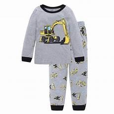 boys sleeve pajamas cotton children pyjamas