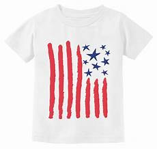 american flag clothes childrens children s drawing american flag 4th of july usa flag
