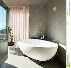 interno casa casa moderna interno bagno fotografia stock immagine