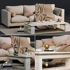 Sofa With Table 3d Image by Sofa Molteni And C And Coffee Table With 3d Model