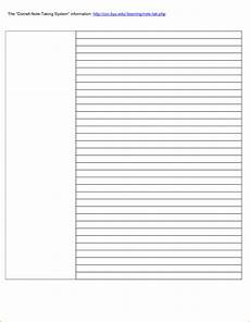 Word Template Notes 6 Note Template Teknoswitch