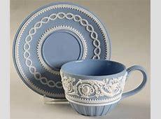 Wedgwood, Anniversary Tea Set at Replacements, Ltd