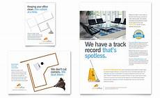 Business Advertisement Sample Commercial Cleaning Business Flyers Examples And Samples