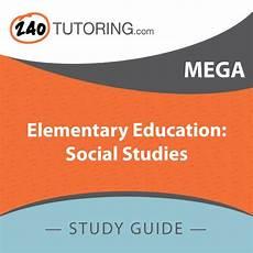 Social Studies In Elementary Education Elementary Education Multi Content Social Studies 184