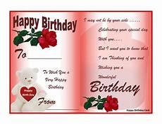 Birthday Cards Design Free Downloads 40 Free Birthday Card Templates ᐅ Templatelab