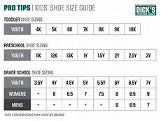 Youth Shoe Size Chart Vs Women S The Pro Tips Guide To Kids Shoe Sizes Pro Tips By