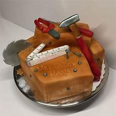 Geburtstag Werkzeug by Birthday Cake Carpenter Tools Geburtstagstorte Schreiner