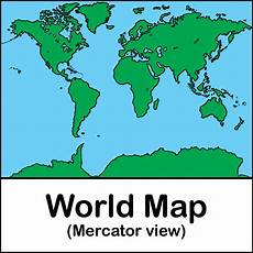Clipart Maps Clip Art World Map Continents B Amp W Labeled Abcteach