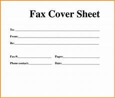 Fax Form Templates Free Fax Cover Sheet Template