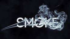 Smoke Font Free Download Smoke Text Effect With Skulls In Photoshop