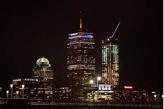 Prudential Center Lights Lighting Up Prudential Tower For Fragile X Fragile X