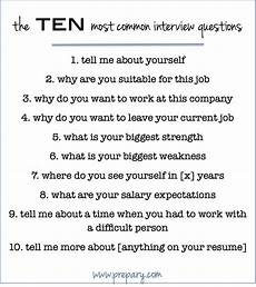 Sample Interviews Questions And Answers How To Answer The Most Common Interview Questions Most