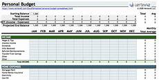 Personal Budget Spreadsheet Free Our Favorite Free Budgeting Spreadsheets For Every