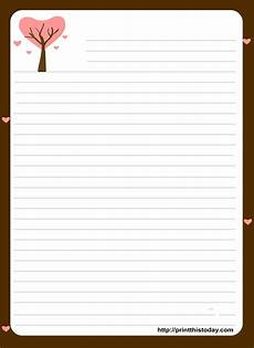 Free Downloadable Stationery Free Printable Stationery Paper Free Printable