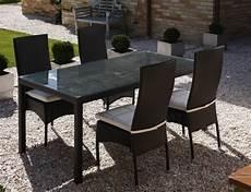 tavoli e sedie rattan sedia rattan impilabile nero etnico outlet mobili etnici