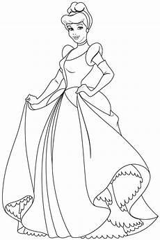 Malvorlagen Cinderella Malvorlagen Fur Kinder Ausmalbilder Cinderella Kostenlos