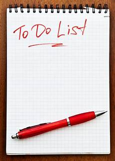 Todo Lis Your Annual Financial To Do List 2016 Exemplar