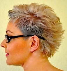 kurzhaarfrisuren blond für brillenträger kurzhaarfrisuren damen brillentr 228 ger