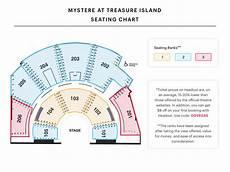 Treasure Island Theater Seating Chart Myst 232 Re Seating Chart Find The Best Seats For The Best