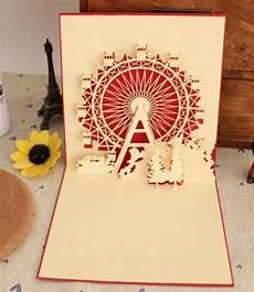 pop up card ferris wheel template pop up ferris wheel card its beautiful
