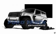 2020 Ford Bronco Jalopnik 2020 ford bronco might come with 7 speed manual transmission