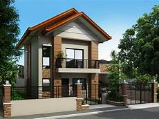 Small 2 Story Floor Plans Two Story House Plans For Small Lots Philippines